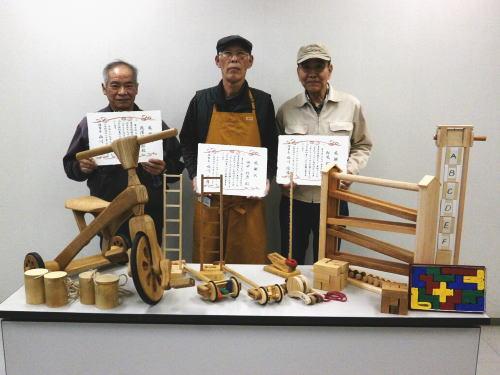木工ボランティア1